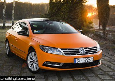 Zmiana Koloru Samochodu Volkswagen Passat CC