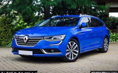 Oklejanie Folią Samochodu Renault Talisman Kombi
