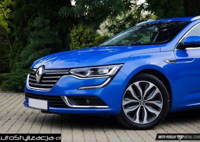 Zmiana Koloru Auta Renault Talisman