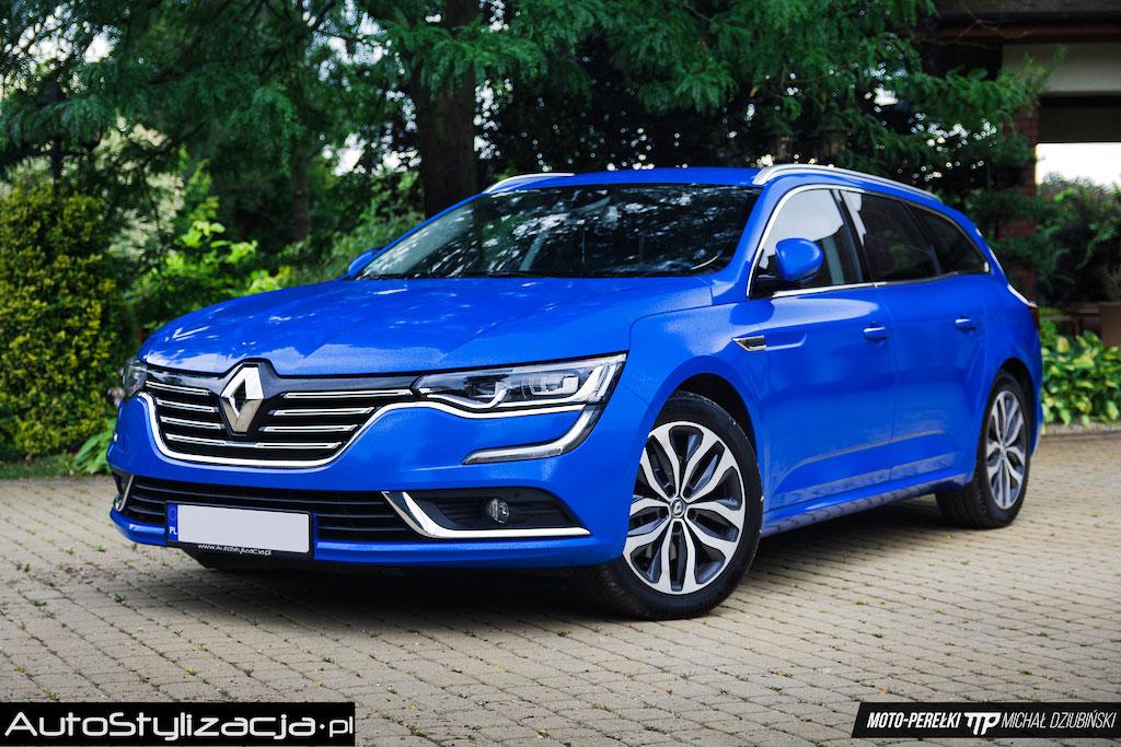 Zmiana Koloru Auta Renault