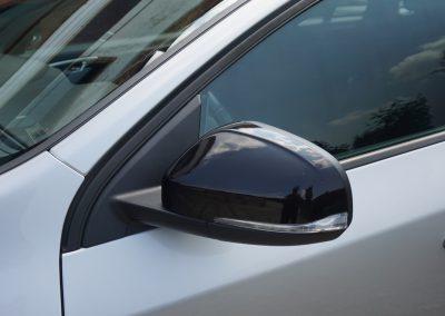 Zmiana Koloru Auta Volvo V40 Czarna Folia