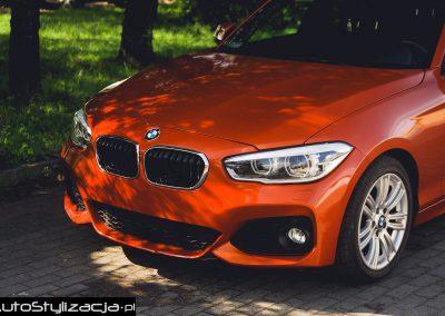 Zmiana Koloru Lakieru Nadwozia BMW 1