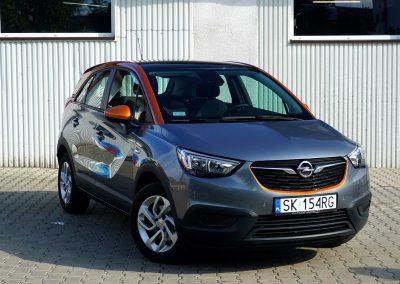 Stylizacja Samochodu Marki Opel Folią od 3M