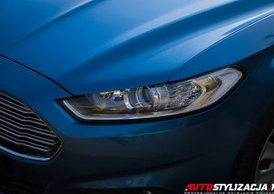 Zmiana Koloru Auta Ford Mondeo