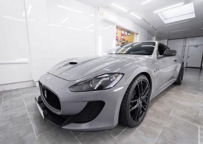 Oklejanie Samochodu Maserati Gran Turismo Stradale