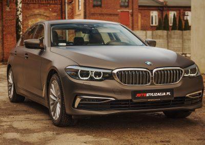 Oklejanie BMW G30 Folią od 3M